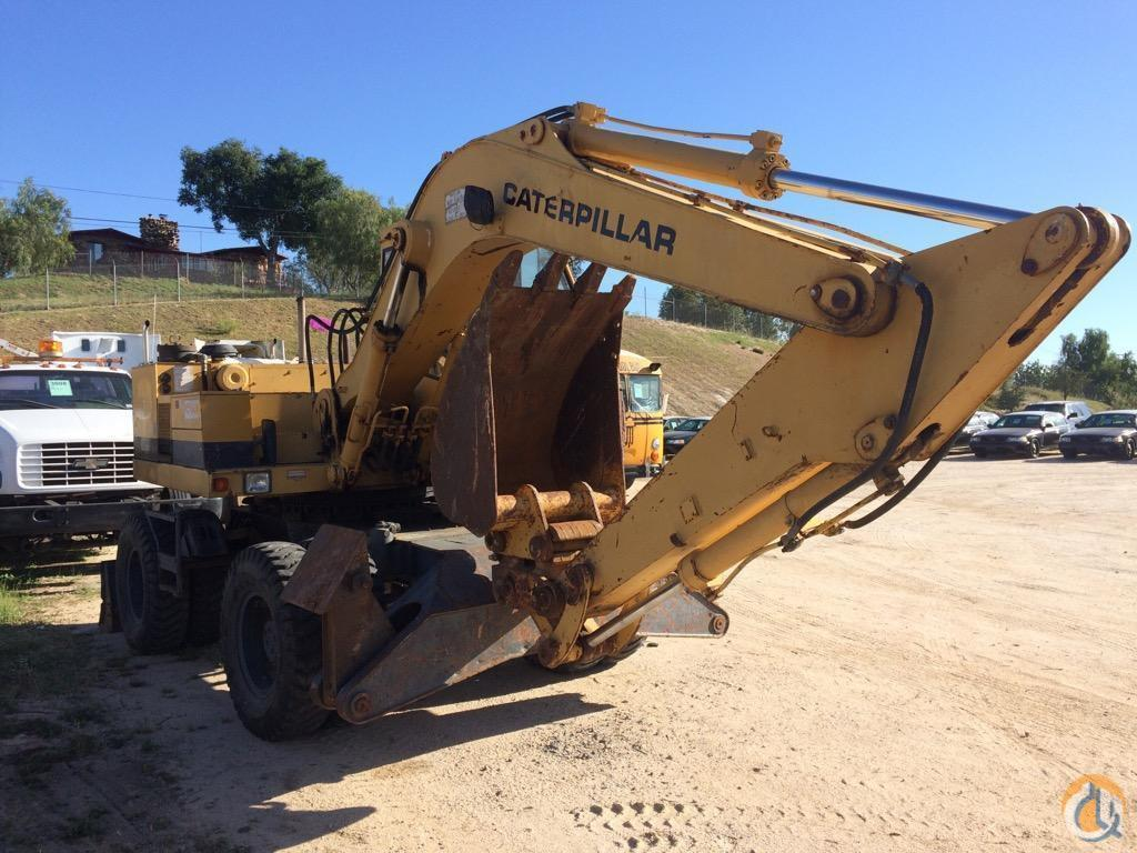 1985 CATERPILLAR 206 Wheel CATERPILLAR 206 Equipment Sales Inc 18185 on CraneNetworkcom